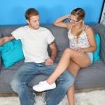 kendra lynn seduces an older guy