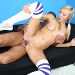Sunny Marie Pounded Hard by Hung Step Dad