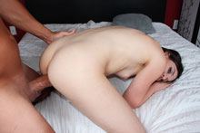 Amy Get Fucked For Good While Screaming Crazy - Picture 8